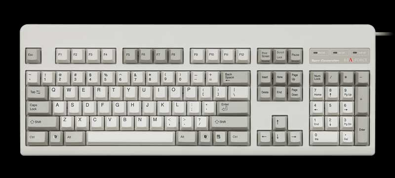Products - Home & Office | REALFORCE | Premium Keyboard ...